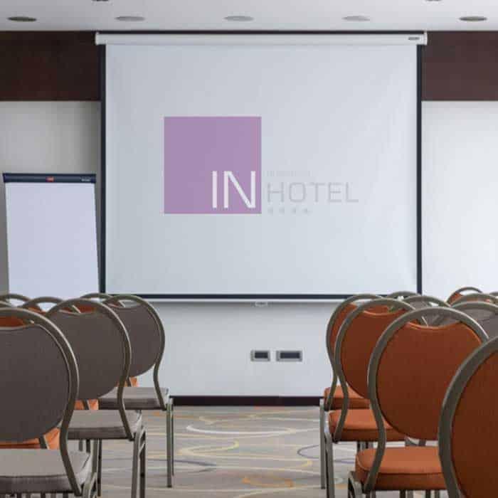 In hotel Beograd predavalnica
