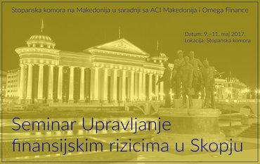Upravljanje finansijskim rizicima u Skopju