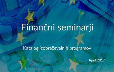 Finančni seminarji katalog