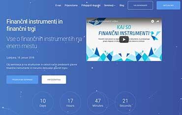 Seminar finančni instrumenti