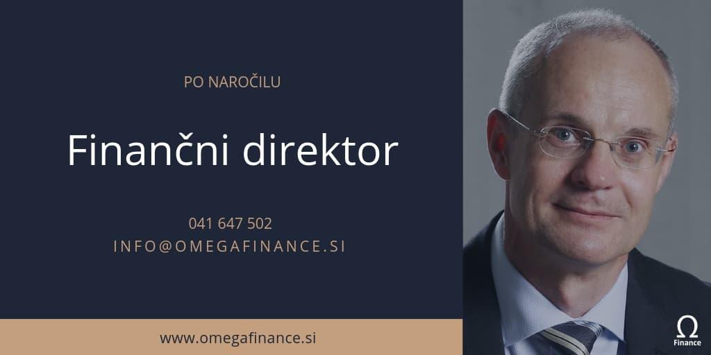 Finančni direktor po naročilu
