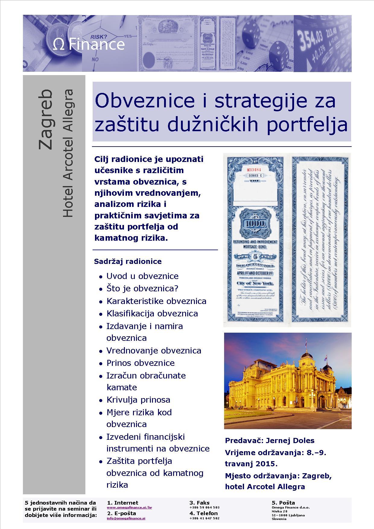Brošura seminara