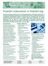 Finančni trgi in instrumenti