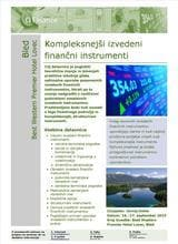 Brošura Kompleksnejši finančni instrumenti