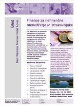 Osnove financ - dvodnevni program