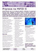 Brošura Priprava na MIFID II